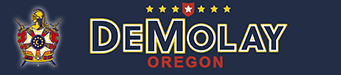 oregon demolay banner